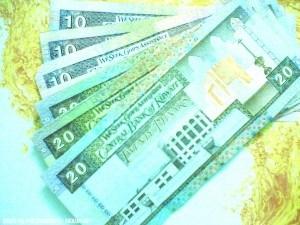 Manipulación de dinero