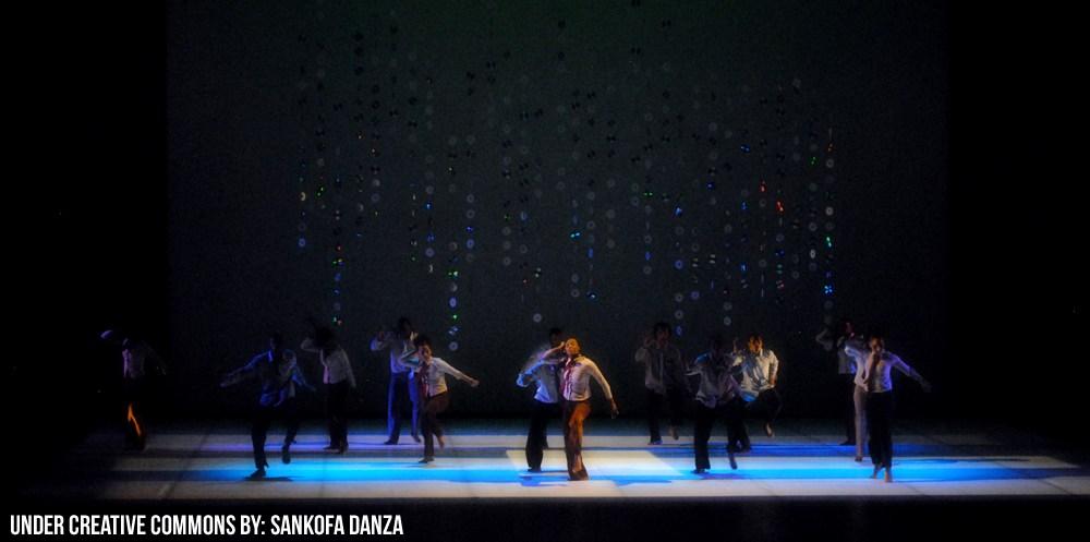 Escenografía para Bailarines