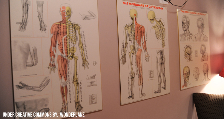 Aprender sobre los trastornos del Chi en Medicina Oriental