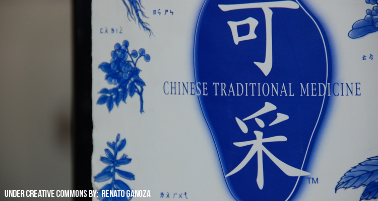 Quieres estudiar Medicina Tradicional China