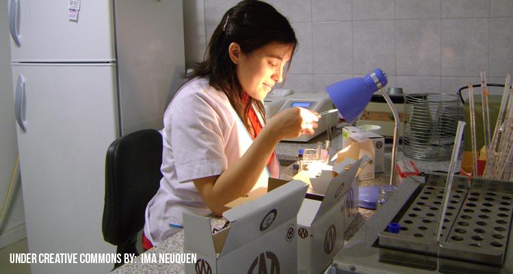 Dónde puede trabajar un bioquímico