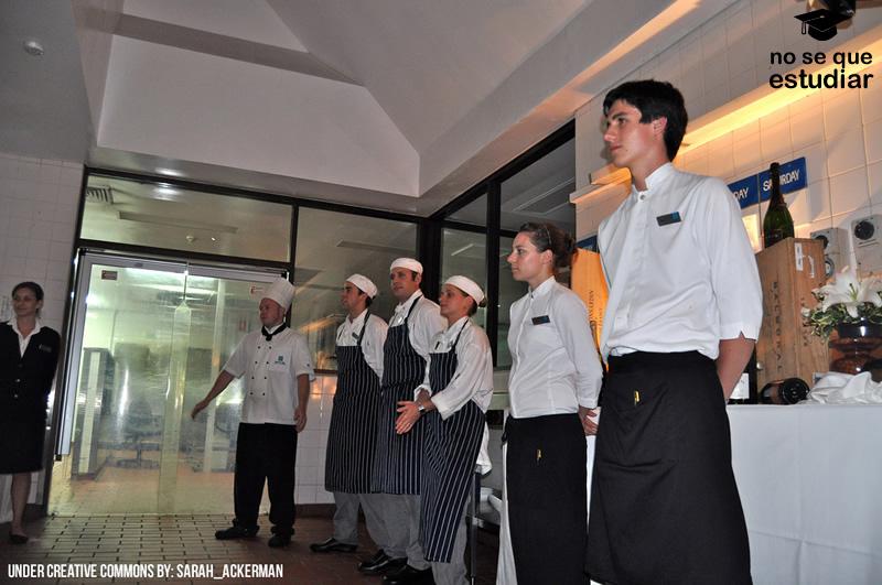 Practicas en Hoteles y restaurantes