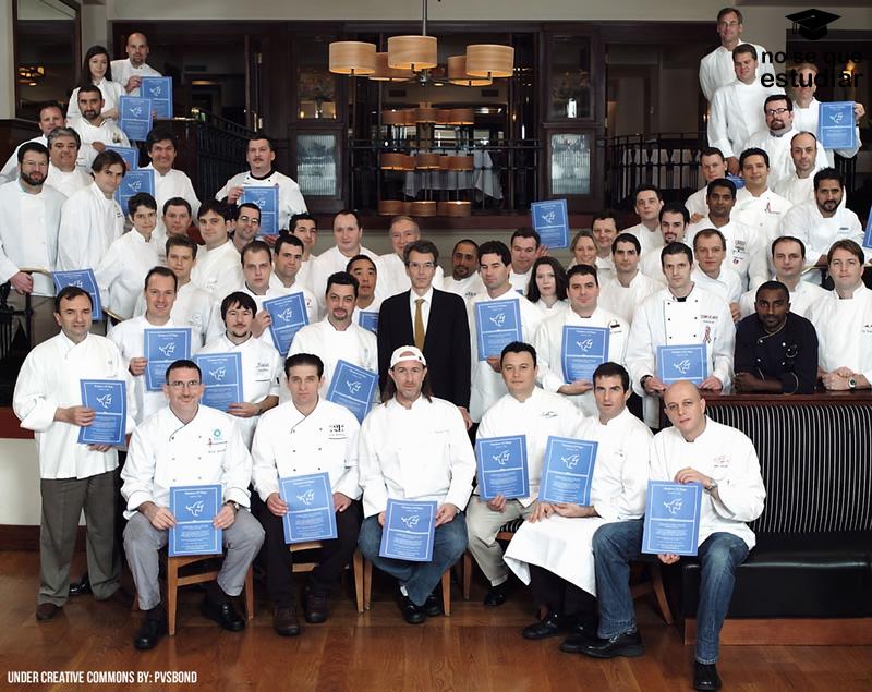 ¿Qué se estudia para ser Chef?