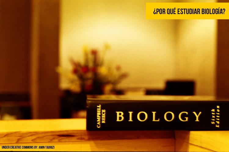 Estudiar biología: la naturaleza