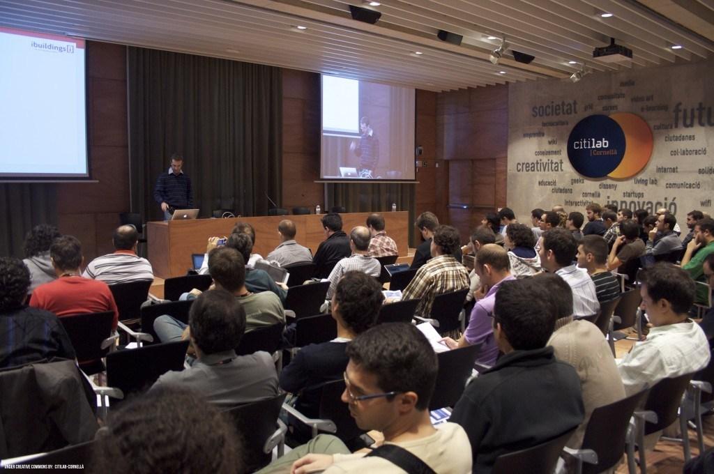 Conferencia Desarrollo de aplicaciones