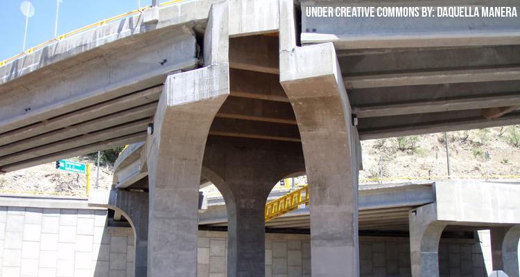 Diseño, construcción y mantenimiento de autopistas