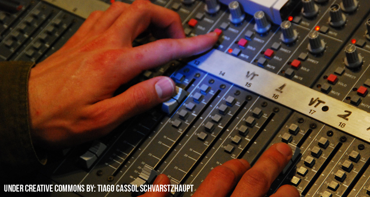 Estudiar Diseño de Imagen y Sonido