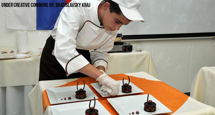 Qu se estudia en gastronom a no se que estudiar for Donde estudiar cocina