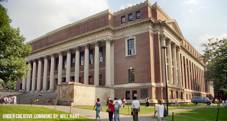Universidades en las que se dicta Ciencias de la Educación