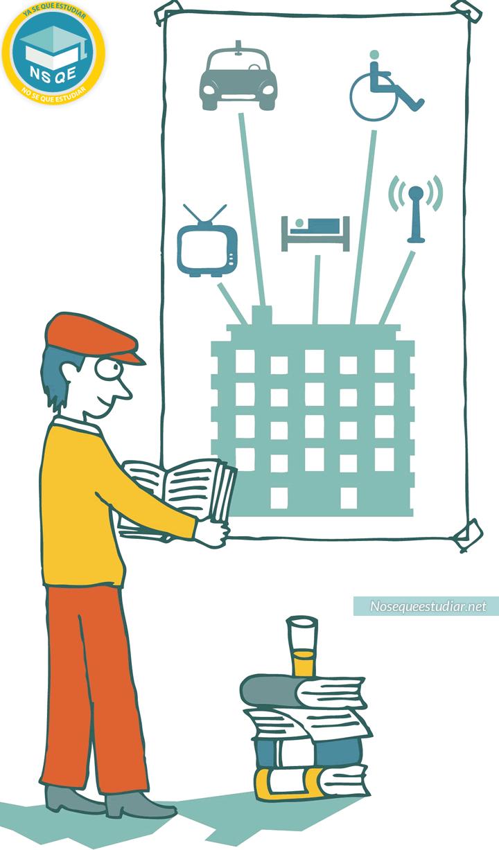 Ilustración de Administración de Consorcios
