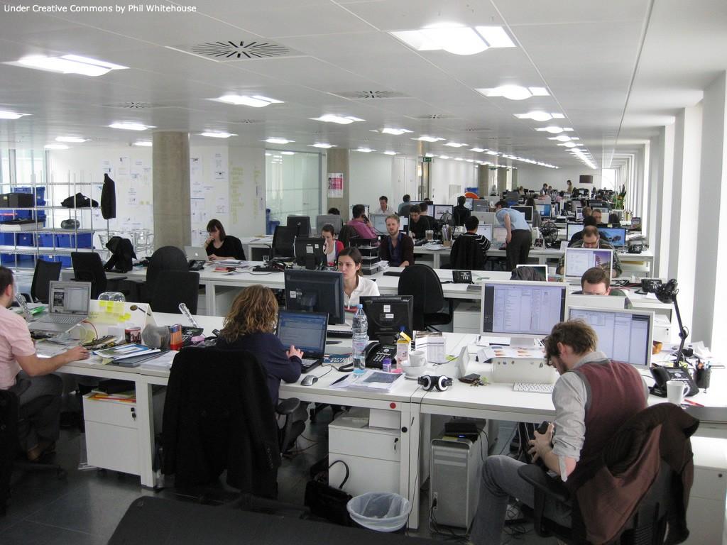 Oficinas - Estudiar Dirección de Empresas